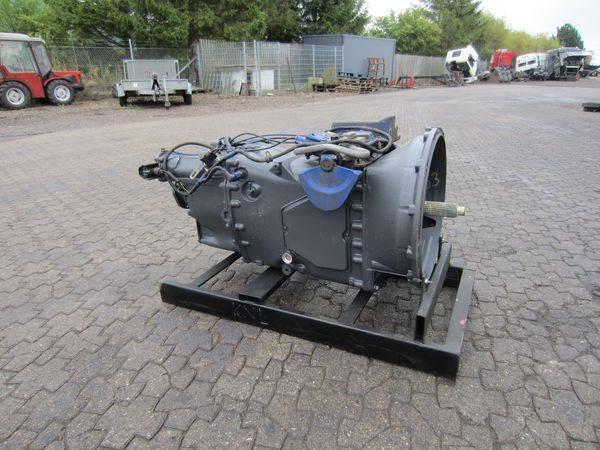 VOLVO VT2514B-RETRADER, Gearkasser, Transport