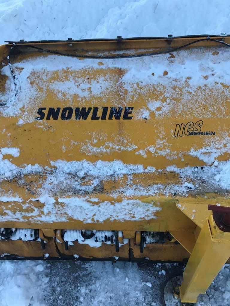Snowline 3,40 3510, Plogar, Entreprenad