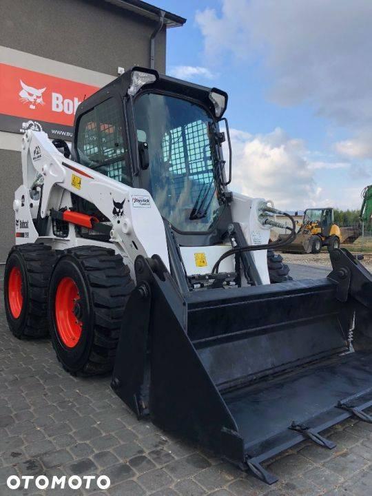 Bobcat S 650 DEALER, Skid Steer Loaders, Construction Equipment