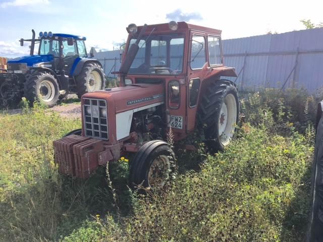 International 475 475, Traktorer, Lantbruk