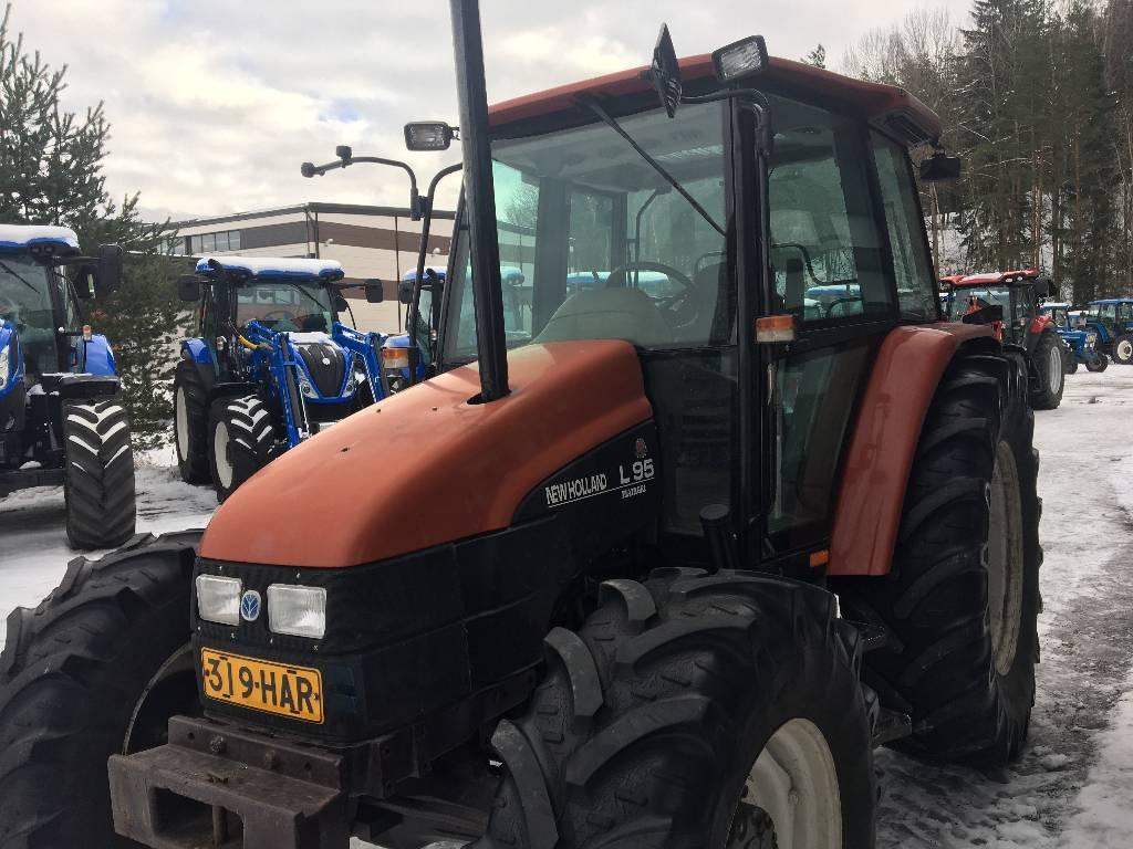 New Holland L 95