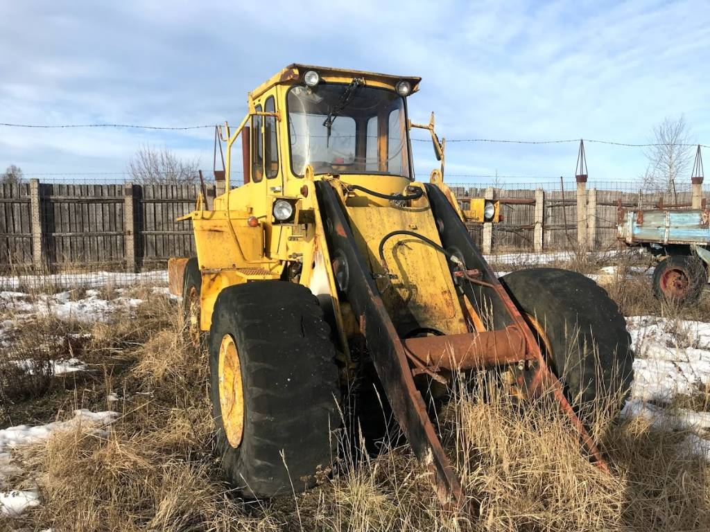 Volvo BM 4500/For parts, Wheel Loaders, Construction Equipment