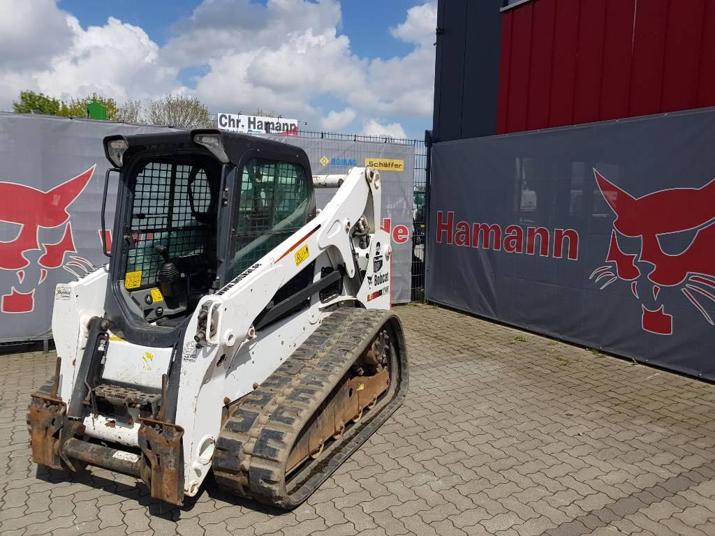 Bobcat T 650, Skid Steer Loaders, Construction Equipment
