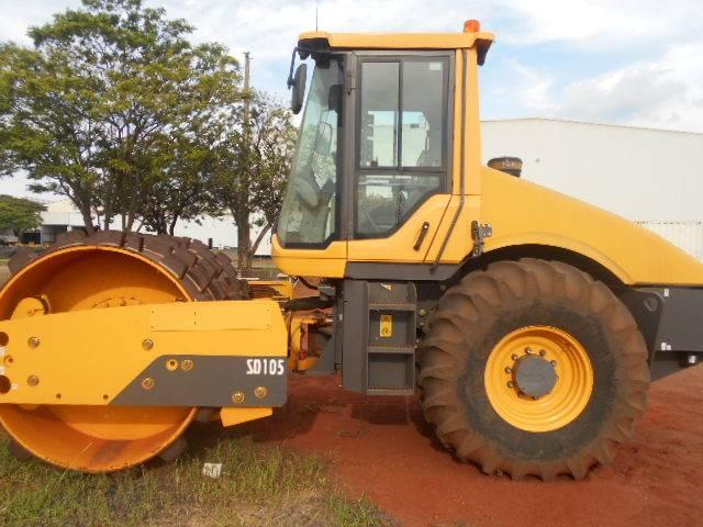 Volvo SD105 DX, Soil Compactors, Construction Equipment