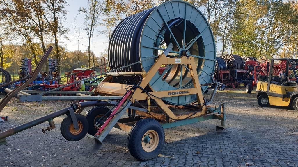 Bording 6TT 110-280 haspel, Irrigation systems, Agriculture