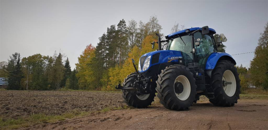 New Holland T7.185 PC, Traktorit, Maatalous