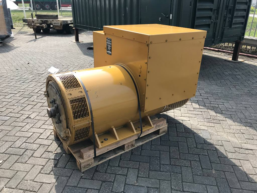 Caterpillar Generator End SR 4 - 718 kW - DPH 104330, Generator Ends, Construction
