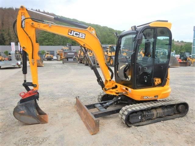 JCB 8035 ZTS, Mini Excavators <7t (Mini Diggers), Construction Equipment