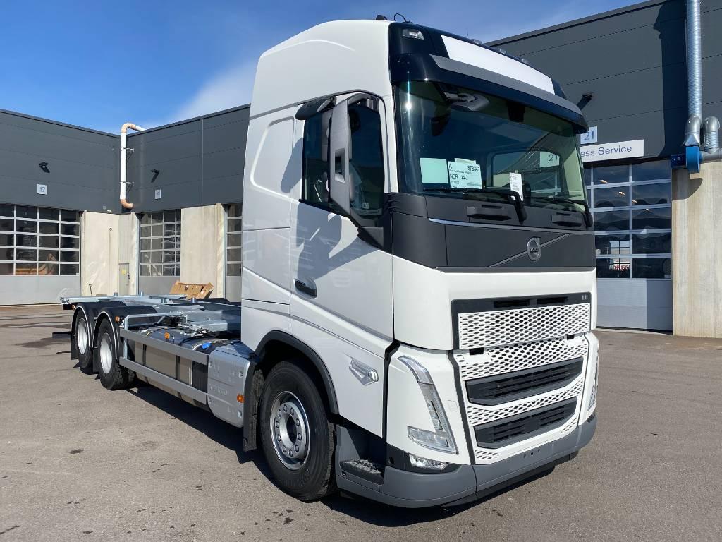 Volvo FH540 Containerbil - Leveringsklar, Containerbil, Transport