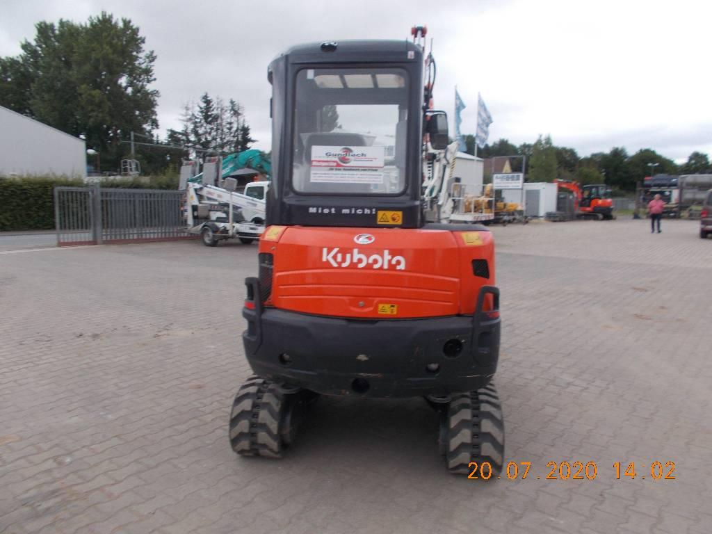 Kubota KX 101-3 A, Minibagger < 7t, Baumaschinen