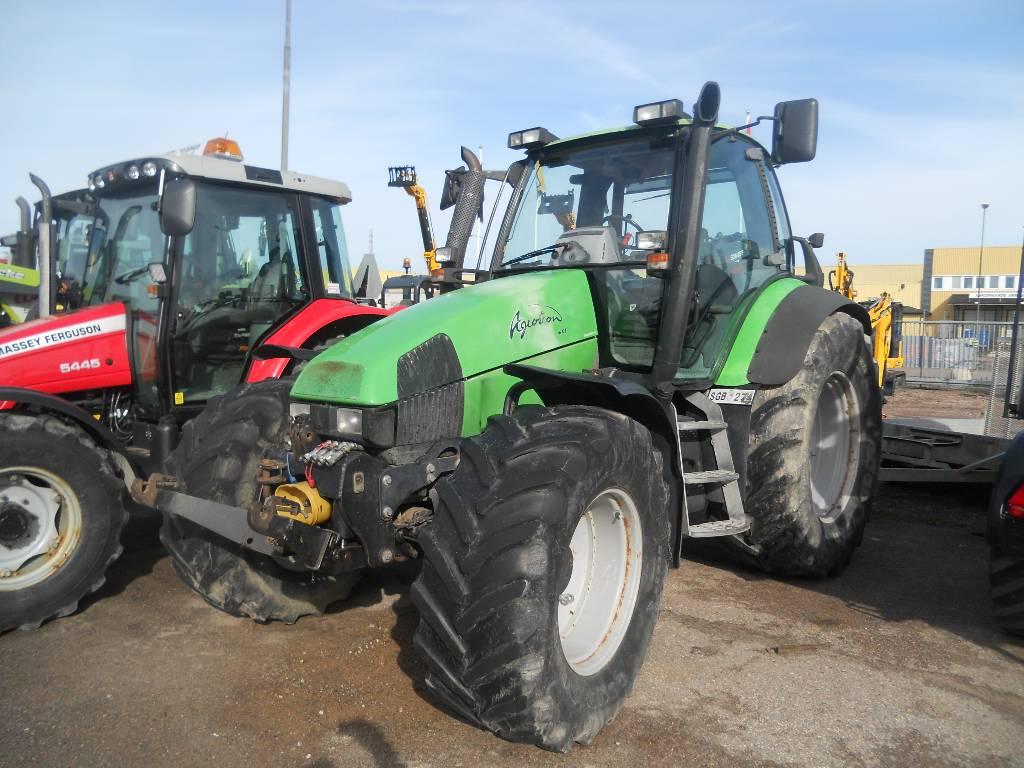 Deutz-Fahr AGROTRON 150 MK3, Traktorer, Lantbruk