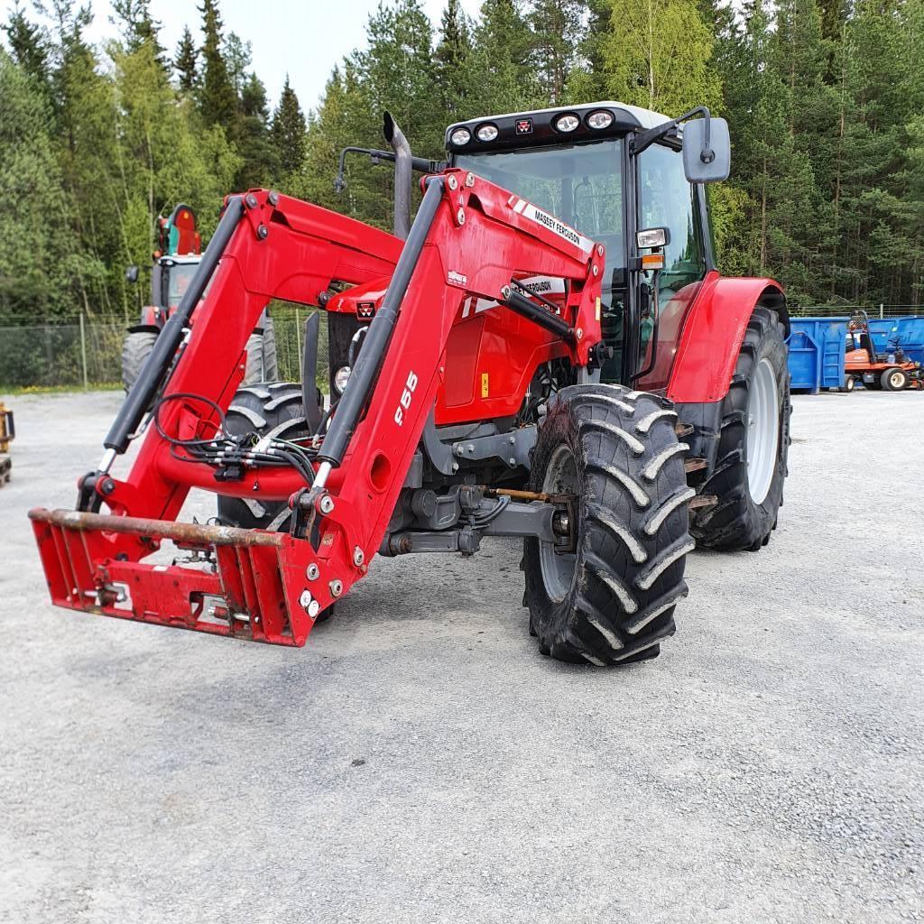 Massey Ferguson 5480, Traktorer, Lantbruk