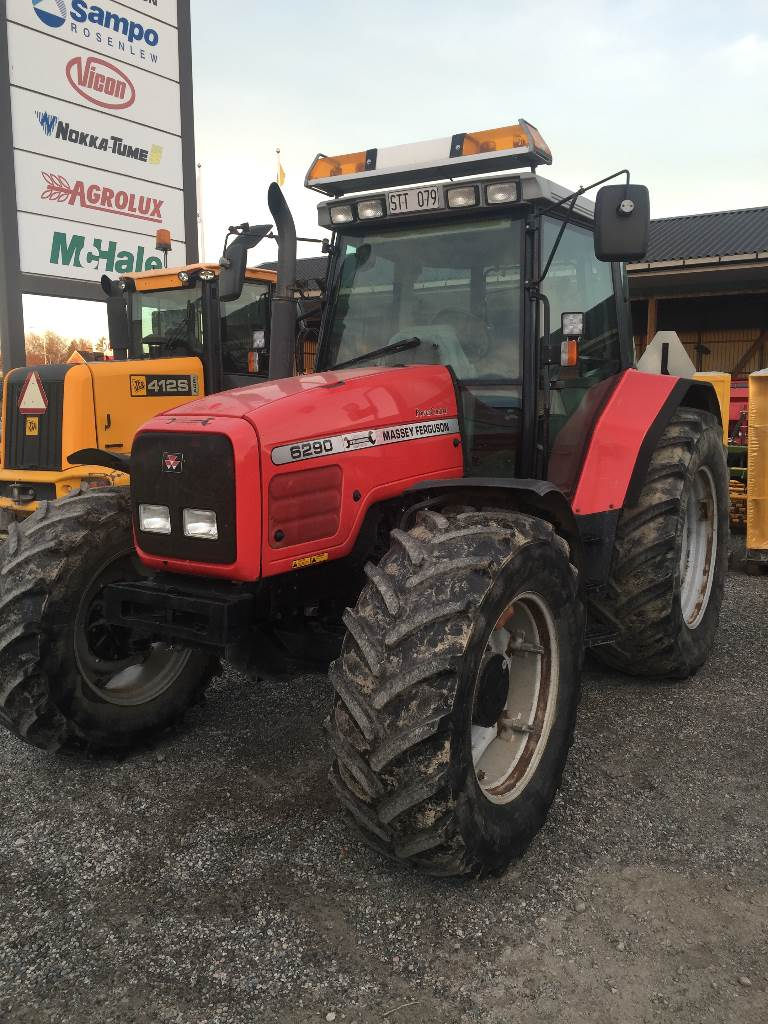 Massey Ferguson 6290, Traktorer, Lantbruk