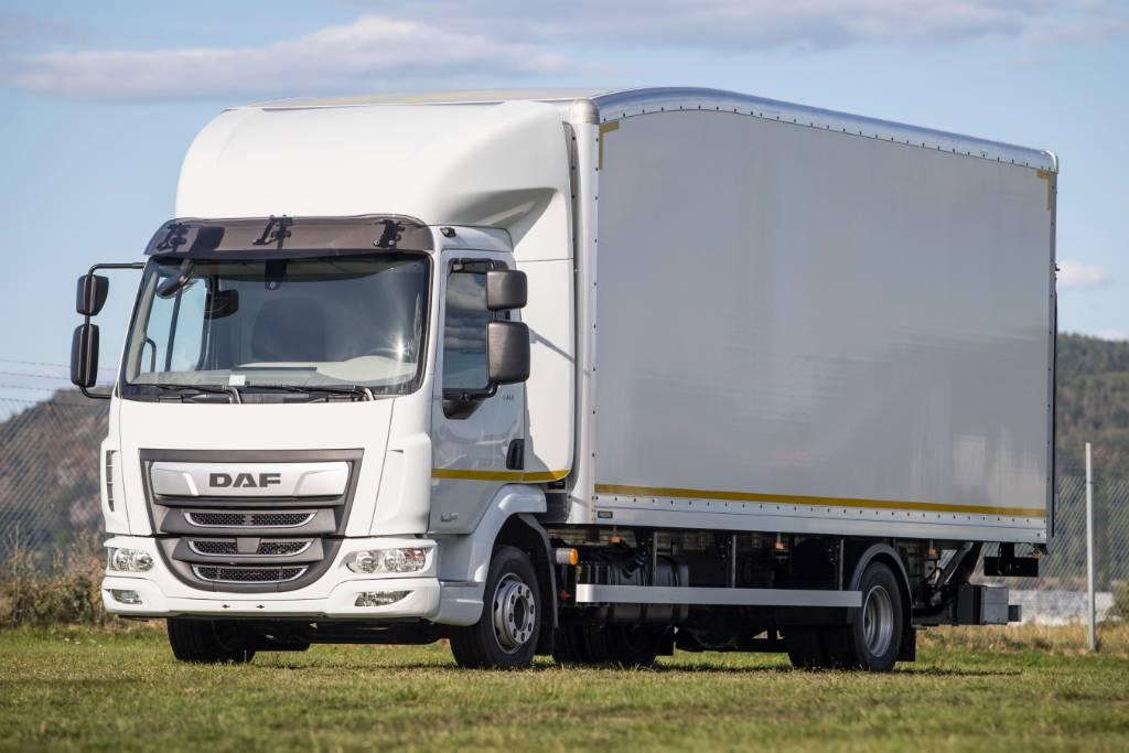 DAF LF 210 12t - Nordic Edition, Box trucks, Trucks and Trailers