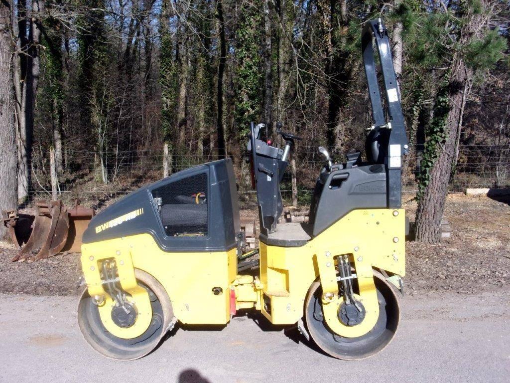 Bomag BW 120 AD-5, Rouleaux tandem, Travaux Publics