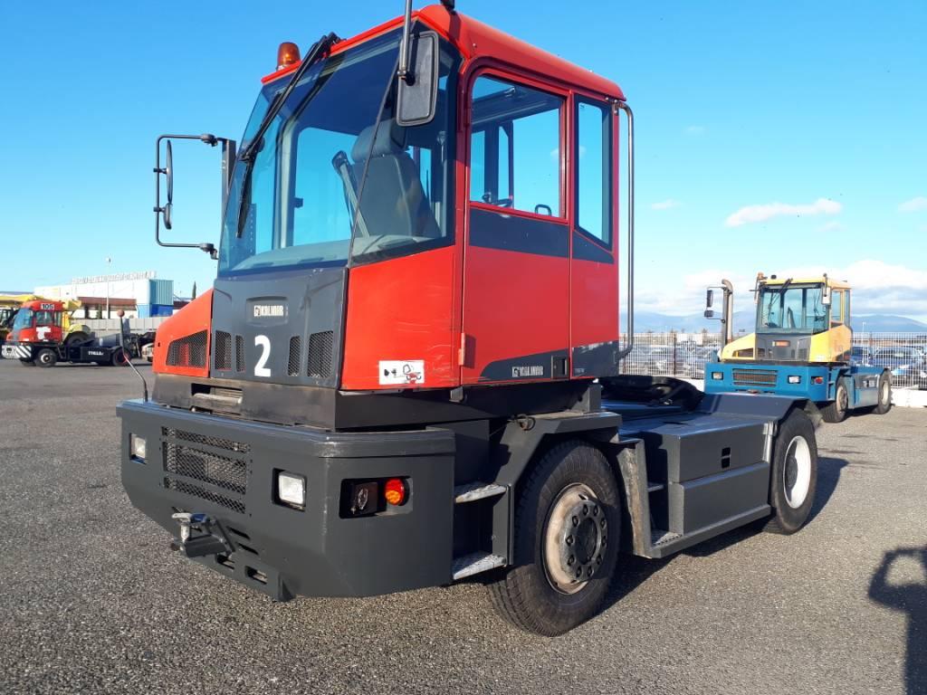 Kalmar TR 618 i, Terminaalitraktorit, Materiaalinkäsittely