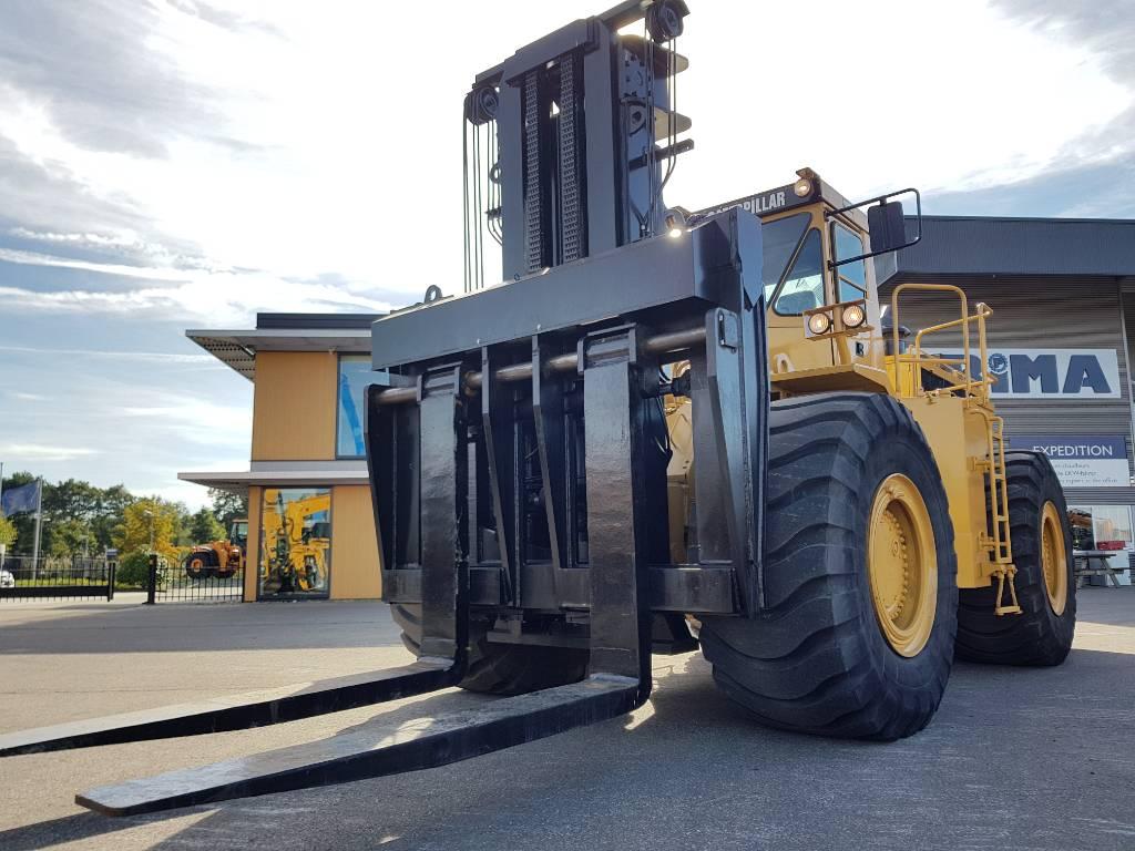 Caterpillar 988 B, Wheel Loaders, Construction Equipment