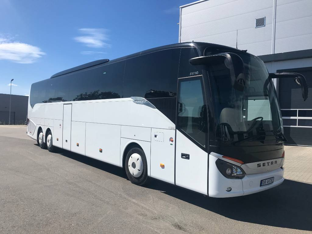 Setra S517HD - Se prisen - Best price, Turbuss, Transport