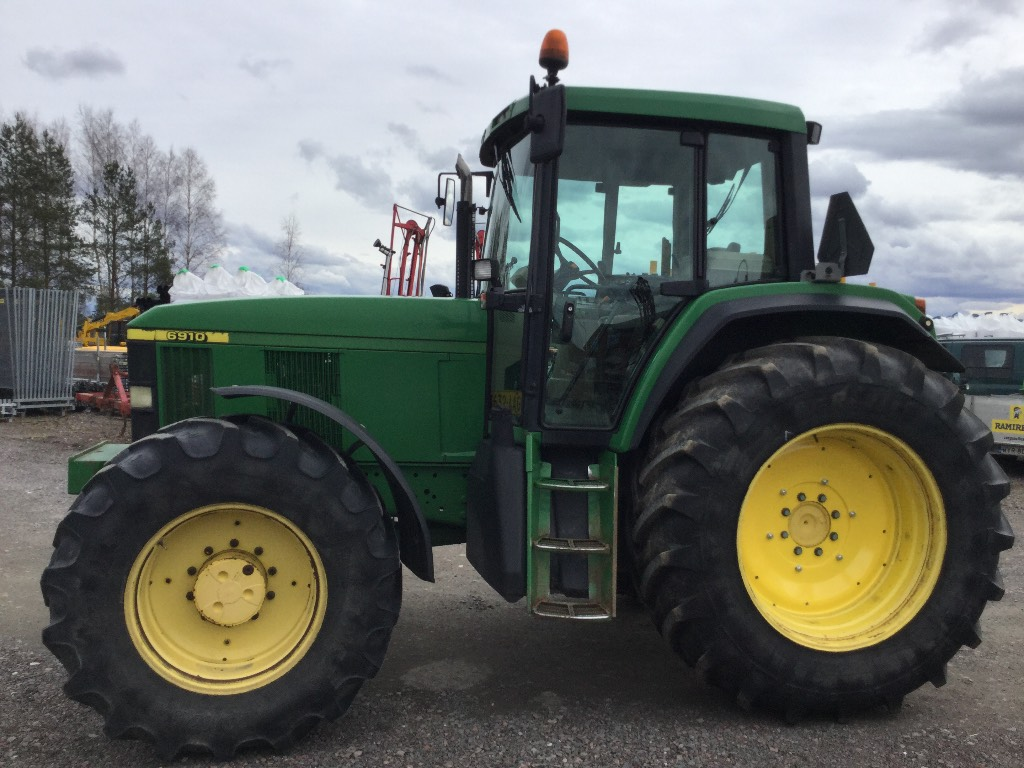 John Deere 6910, Tractors, Agriculture