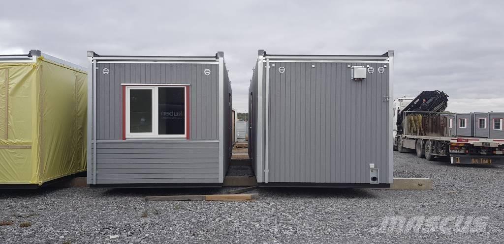 [Other] Eigers OMT6 Personalbod / Omklädningsbod, Specialcontainers, Transportfordon