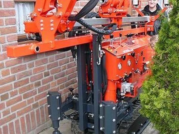 used adler b 25 spoelboor bronboor putboringen machine waterwell drill rigs year 2015 for sale. Black Bedroom Furniture Sets. Home Design Ideas