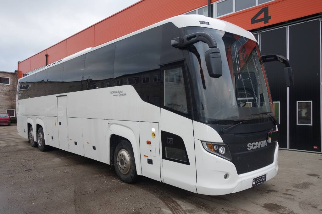Scania Higer Touring Euro6, Coaches, Trucks and Trailers
