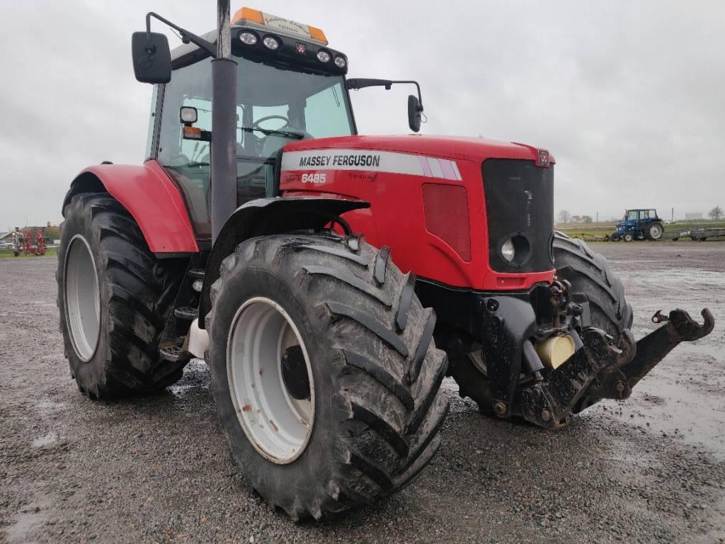Massey Ferguson 6485, Traktorer, Lantbruk
