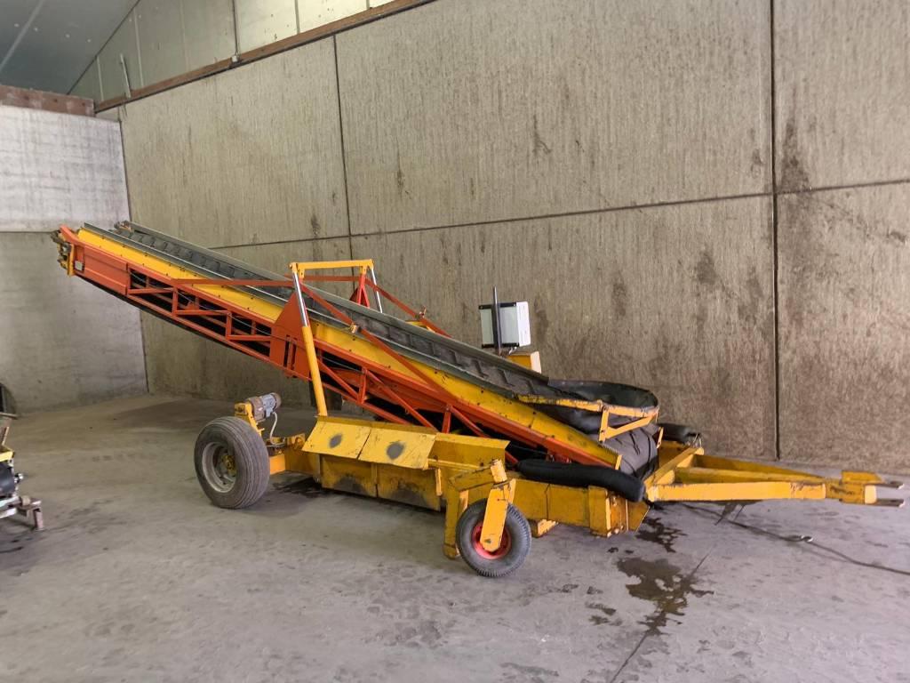 Climax CTHV 1300KS, Hallenvullers, Landbouw