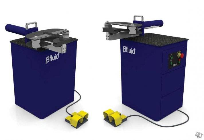 [Other] Barboflex Rörbockningsmaskin EMB642, Lagerutrustning - övrigt, Materialhantering