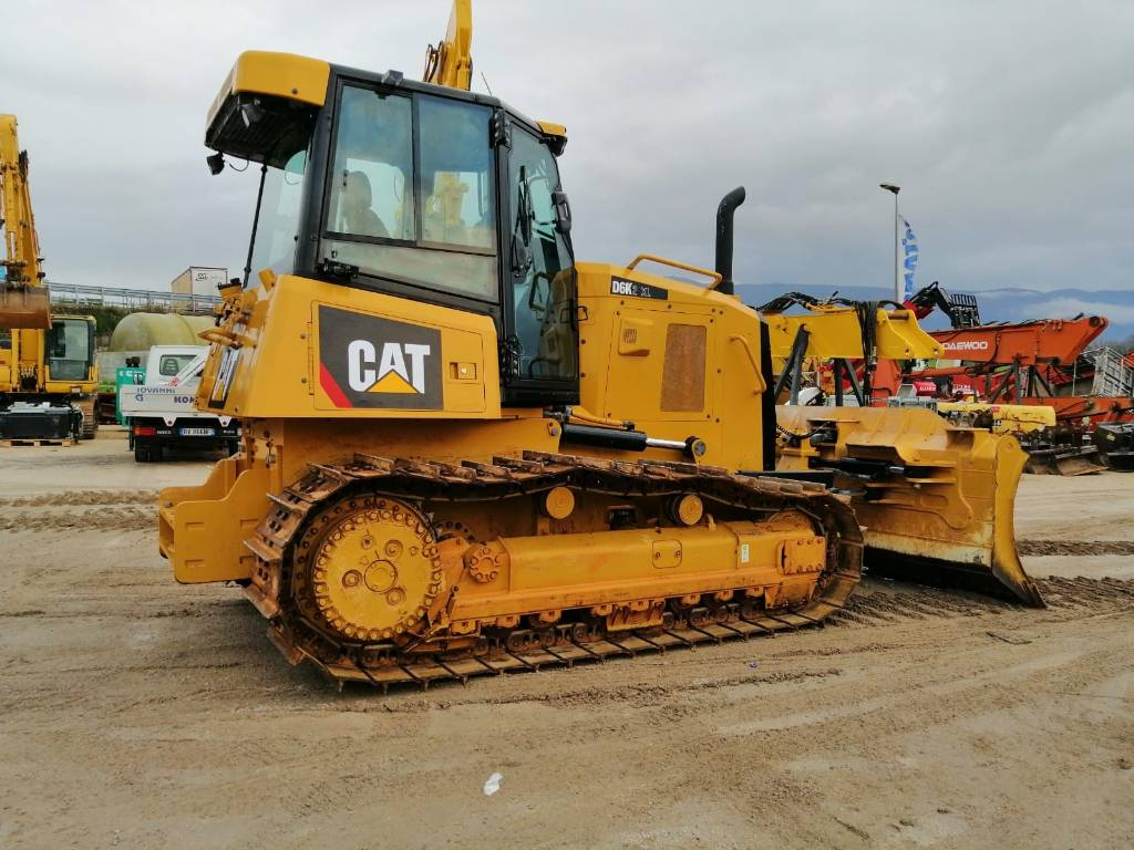 Caterpillar D 6 K 2 XL, Crawler dozers, Construction Equipment
