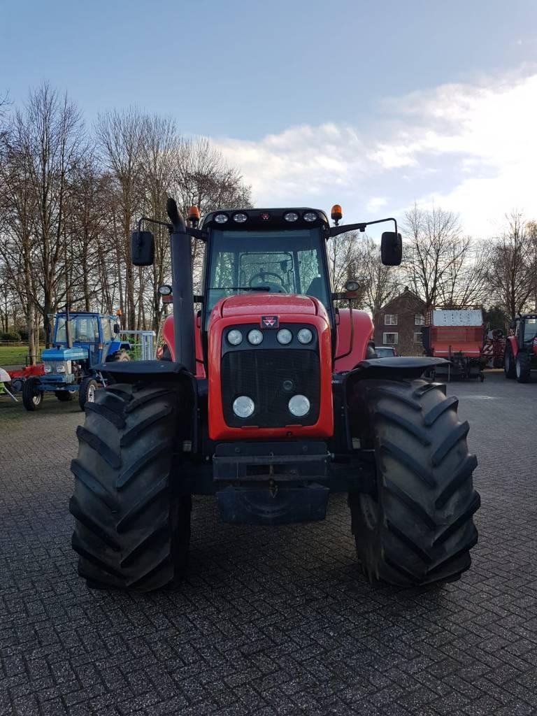 Massey Ferguson 8470 DYNA VT, Tractoren, Landbouw