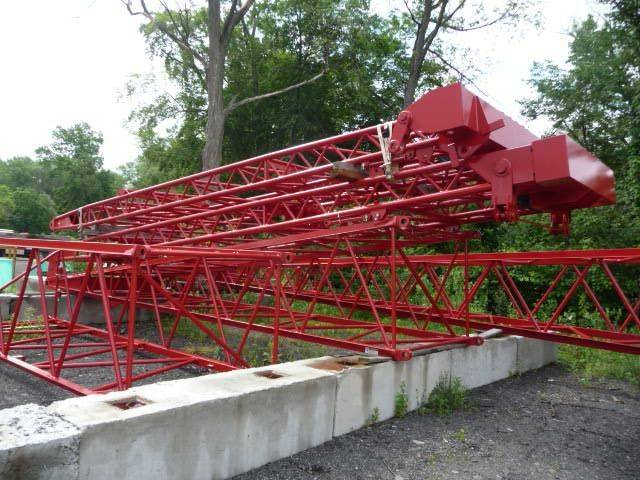 Manitowoc #133A Luffing Jib, Crane Parts and Equipment, Construction Equipment
