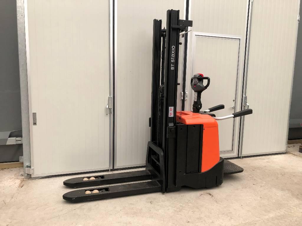 BT SPE 125 L, Lagertruckar, Materialhantering