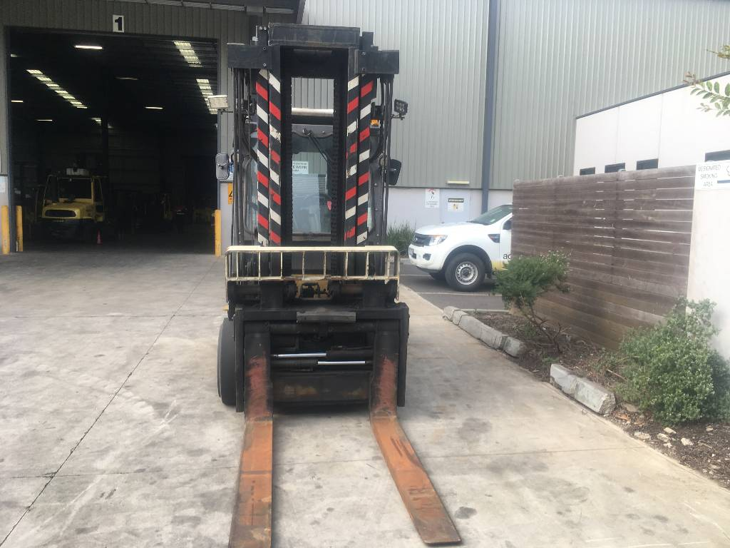 Yale GC180VX, Diesel counterbalance Forklifts, Material Handling
