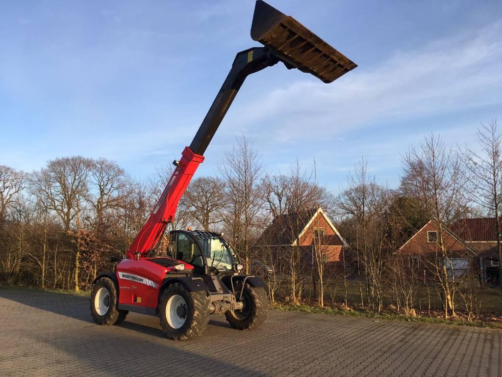 Massey Ferguson 9407S Xtra VERKOCHT!, Tractoren, Landbouw