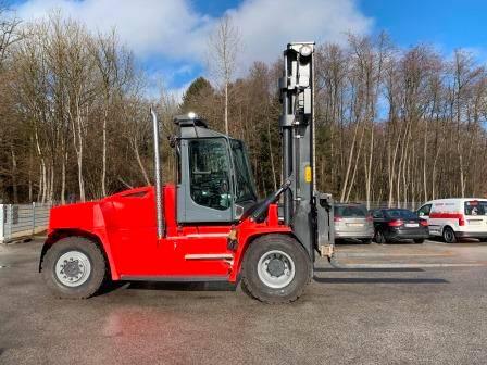 Kalmar DCG150-12, Diesel trucks, Material Handling