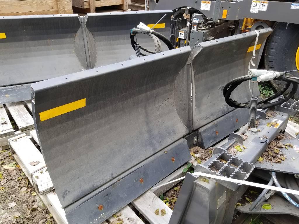 "FFC 84"" V-Blade Hydraulic Snow, Wheel Loader Attachments, Products"
