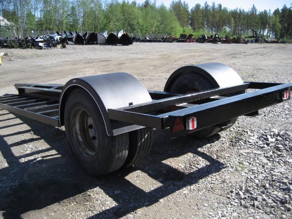 [Other] Traktorilavetti UUSI 1-akselinen 6-9tn koneille, Lavetit, Kuljetuskalusto