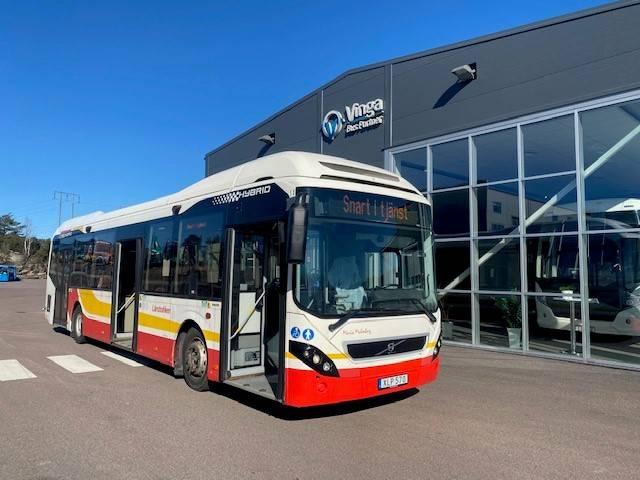 Volvo Hybrid 7900, Stadsbussar, Transportfordon