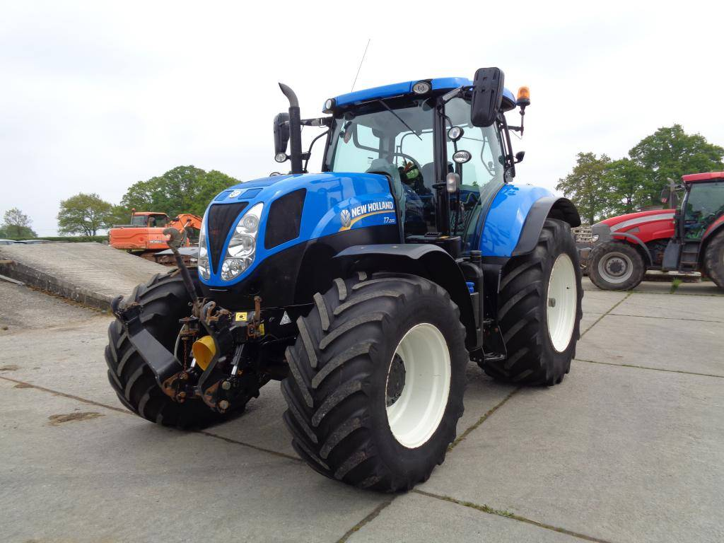 New Holland T 7.200 PC, Tractors, Agriculture