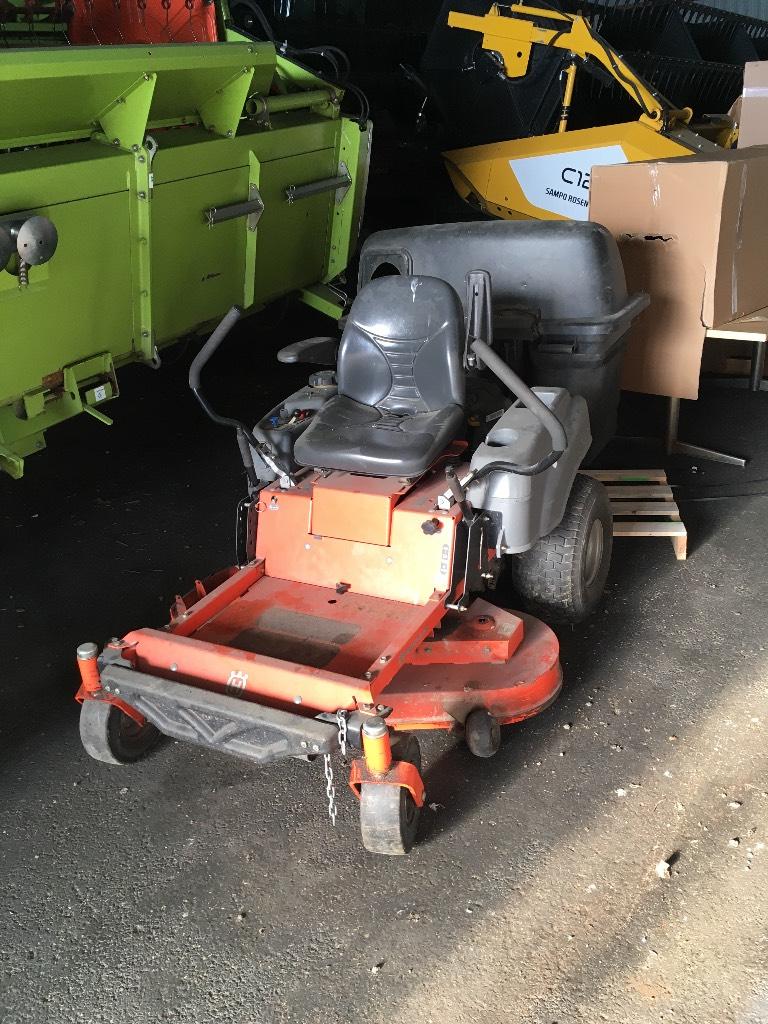 Husqvarna Z222, Sodo traktoriukai-vejapjovės, Aplinkos tvarkymas