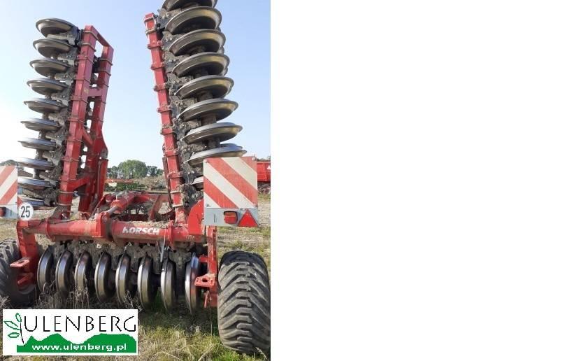 Horsch OPTIPACK 6SD, Walce, Maszyny rolnicze