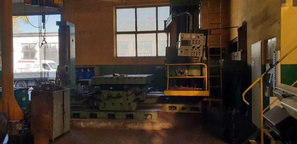 [Other] XZ Defum AD125 wytaczarka, Pozostały sprzęt budowlany, Maszyny budowlane