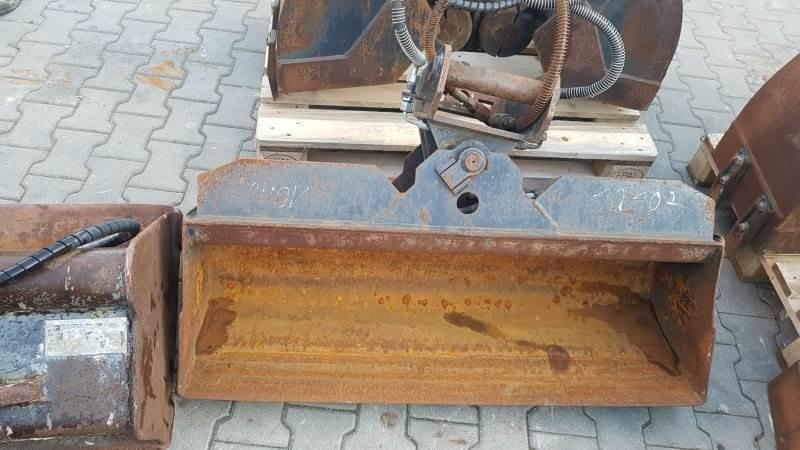 Liebherr Grabenräumlöffel 1200mm MS03 schwenkbar, Andere Zubehörteile, Baumaschinen