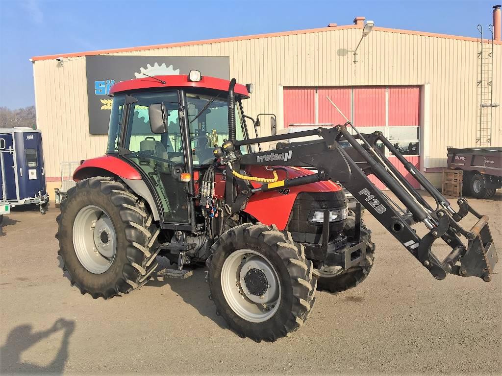 Case IH JX 60, Traktorer, Lantbruk