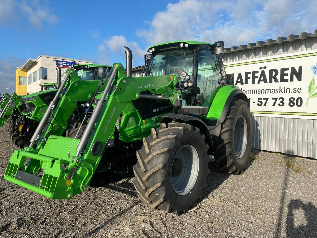 Deutz-Fahr 6145.4 RCShift Demokörd, Traktorer, Lantbruk