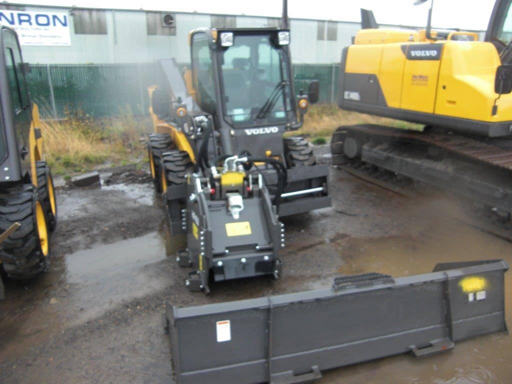 Volvo MC135C, Compact Track/Skid Steer, Construction Equipment