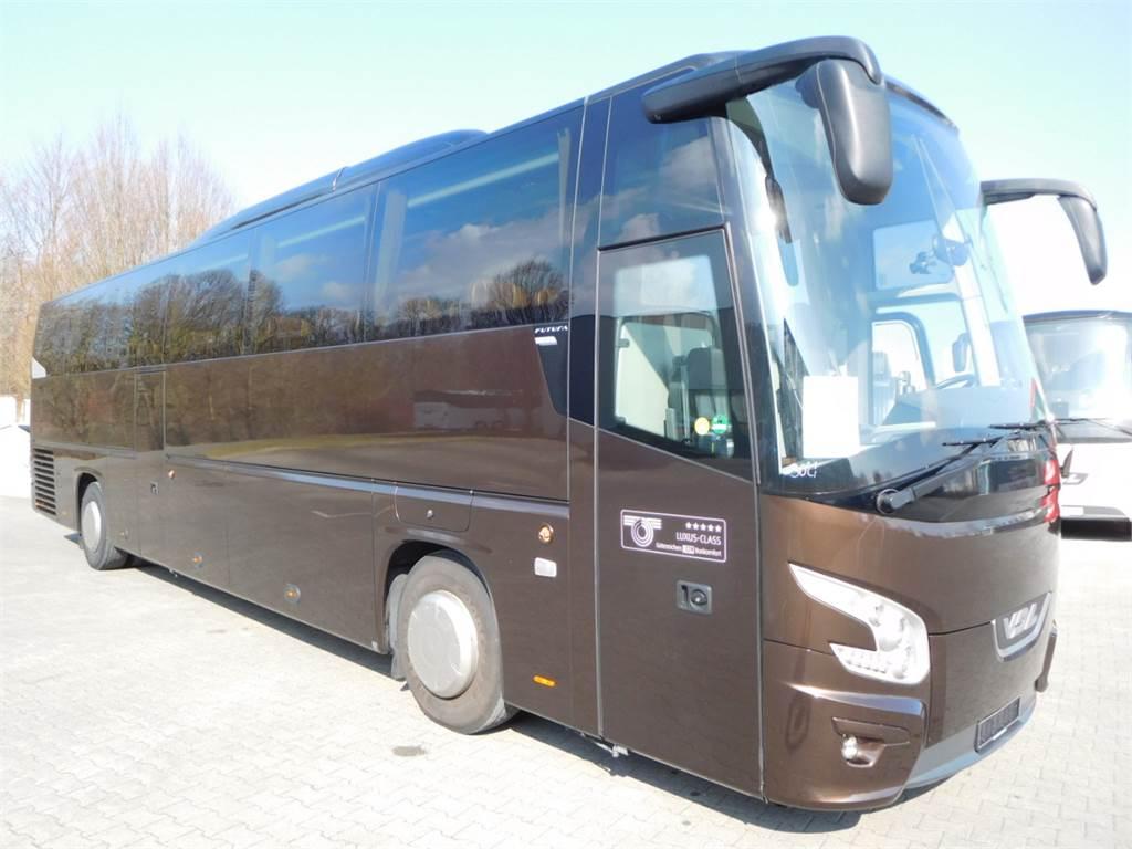 VDL Futura FHD2-129/370, Междуградски автобуси, Превозни средства