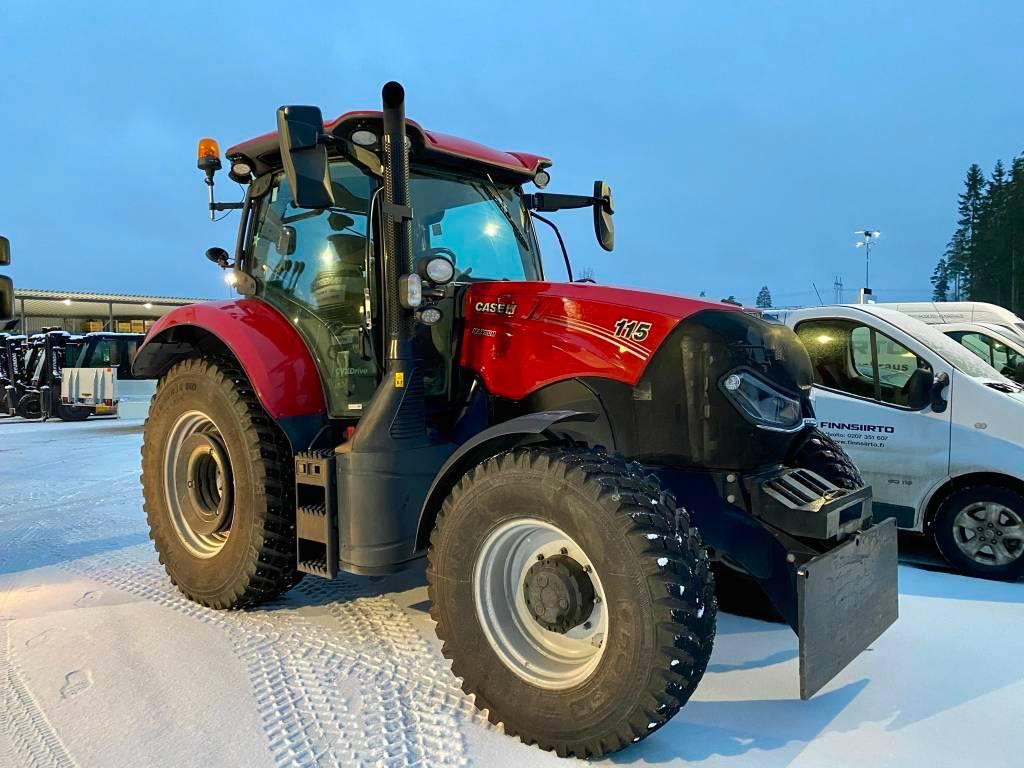 Case IH Maxxum 115 / LIETO, Traktorit, Maatalous
