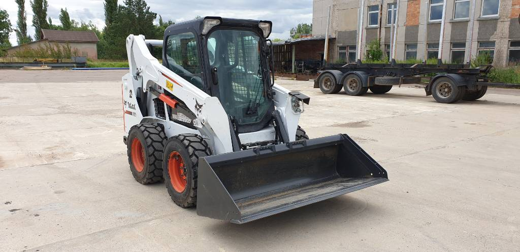 Bobcat S 590, Wheel Loaders, Construction Equipment